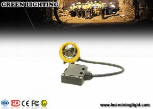 China GS5- C 10000 Lux 6.6Ah 1.6W Coal Mining Lights 216Lum with RGB warning light on sale