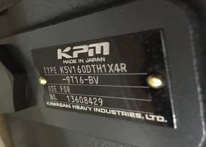 China Kawasaki Piston Pump Hydraulic K5V160DTH1X4R-9T16-BV for Doosan DH300-7 Excavator on sale