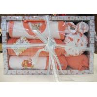 All Cotton New Born Baby Christening Gift Sets with Baby Wear and Socks