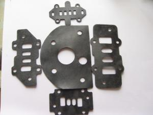 China Custom Molded Rubber Parts on sale