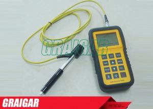 China High Precision Digital Leeb Hardness Tester Tools LM100 Portable Metal Durometer Gauge Meter on sale
