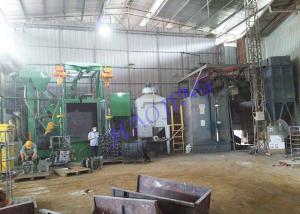 China Y Type Shot Peening Machine , Auto Blasting Machine For Foundry Indsutry on sale