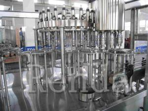 China Fully Automatic Juice Filling Machine For 0.25 - 2L Bottle 1 Year Warranty on sale