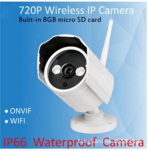 Wansview H264 P2P WIFI 720P Waterproof IP camera Outdoor