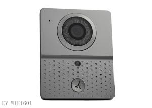 China Video Residential Home CCTV Camera , Front Door Intercom Camera Monitor System on sale