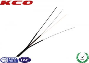 China Single Core FTTH Optical Fiber Cable Ultra Violet Radiation Resistant on sale