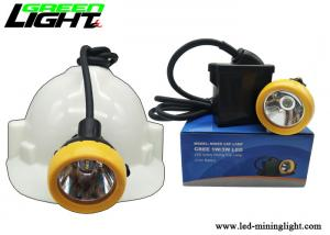 China Light Weight Coal Mining Lights ABS Material Support 18 Hours Discharging Time on sale