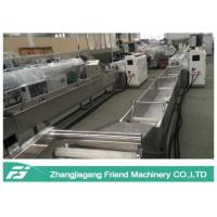 China Single Screw Extruder Plastic Recycling Granulator Machine 150kg/H Capacity on sale