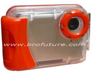 China 720P Waterproof Digital Camcorder HD / Portable Car DVR Recorder Camera DV on sale