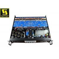 Output 10000W 4 Channel Power Amplifier Line Array System Portable Amplifier