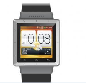 China E6--3G Android Watch Phone with android4.0 OS 2.0mpx camera with Wifi GPS on sale