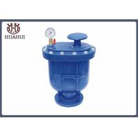 12 Inch Automatic Air Relief Valve , Cast Iron Air Pressure Relief Valve