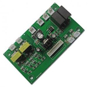 China Custom PCBA Board  FR4 Double Sided Prototype PCB Board 10% Tolerance Long Lifespan on sale