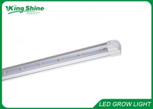 China Indoor Garden Dimmable Led Tube Light T8 Plant Grow Bulbs With CE / ROHS on sale
