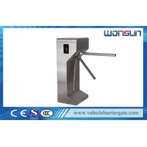 China Three Rollers Turnstile Barrier Gate Semi-automatic With Access Controller on sale