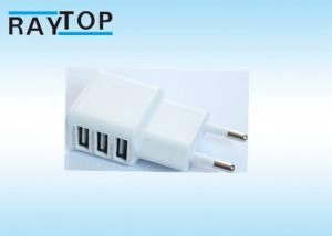 China USB multi charger 5V3A 3 USB Charger For Phone Portable Charger iPhone Charger on sale