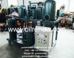 Lubricating Oil Purifier Plant|Lubricating Oil Purification System|Oil Recycling Machine