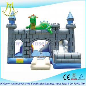 China Hansel inflatable play house for babys,jumping castles china,wholesale inflatable jumpers on sale
