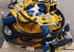 Quick Assembled Hydraulic Pile Breaker SPA 5 With Power Pack Low Noise