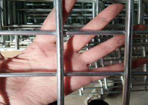 1   0 mm Diameter Industrial Wire Mesh Grid Reinforcement For