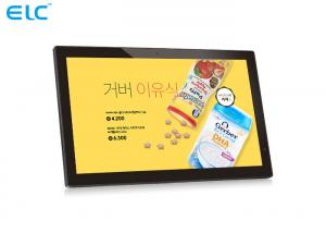 China Indoor Lcd Touch Monitor , Small Touch Screen Monitor  Capacitive Touch on sale