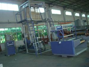 China Farmer's Field Film Blowing Machine Thin Blow Film Machine on sale