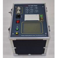 High Precision Transformer Test Instruments Tangent Delta Tester Automatically Measurement