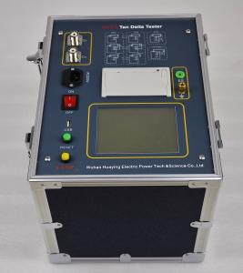 China High Precision Transformer Test Instruments Tangent Delta Tester Automatically Measurement on sale