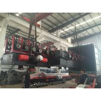 Auto C & Z Purlin Roll Forming Machine For Light Steel Structure Buildings