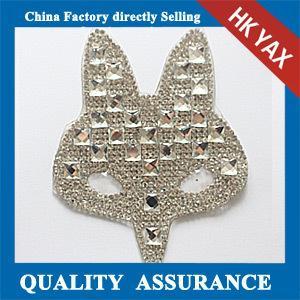 China Fer animal du client D0930 sur l'Applique de fausse pierre pour des T-shirts on sale