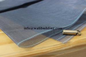 China ISO9001 Certificated Window Mosquito Net Fiberglass Window Screen on sale