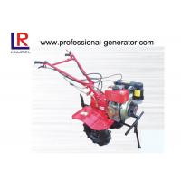 China Agricultural Tractor Tillers And Cultivators 170F Diesel Engine Farm Hand Tractor ISO Approved on sale