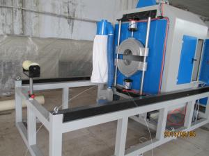 China Industry PVC Pipe Extrusion Line / HDPE Pipe Extrusion Machine on sale