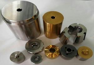 China CNC Machining OEM ODM Parts Customized Color Standard Material Hardness on sale