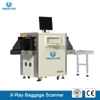 Xray Scanner Manufacturer 34mm Penetration Resolution Airport Baggage Scanner SF5030C