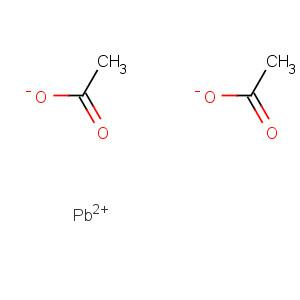 China Lead(II) acetate trihydrate Acetic acid, lead salt; Lead Acetate Trihydrate BPC; LEAD (II) ACETATE 3-HYDRATE on sale