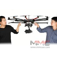 Small Waterproof Aerial Photography Drone , Firefighting / Military Grade Drone