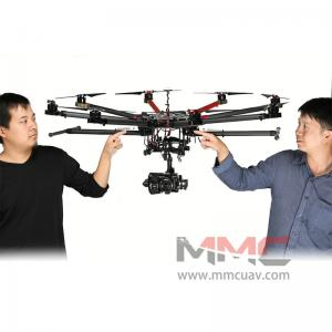 China Small Waterproof Aerial Photography Drone , Firefighting / Military Grade Drone on sale