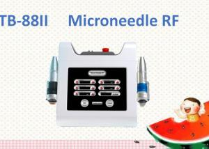 China Salon Use Fractional RF Microneedle Machine Face Lifting Wrinkle Removal Machine on sale