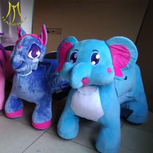 China Hansel amusement park rides fun indoor games for adults battery ride animal factory on sale