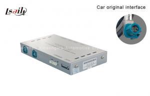 China Caixa VIDEO para BMW, PARTE TRASEIRA 2010 - 2012 da relação de GPS da relação do espelho da tevê BT do CIC NAVI DVD on sale