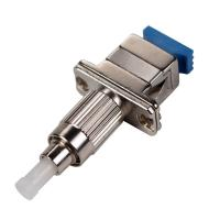 China FC Male To SC/LC/ST Female Hybrid coupler adapter,FC-SC,FC-LC,FC-ST Fiber Adapter Connector For Optical Fiber Cables on sale