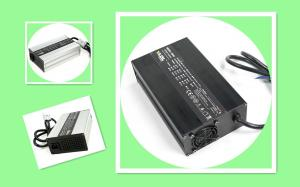 China Smart 42V 20A 36 Volt Battery Charger For Li - Ion / LiFePO4 / LiMnO2 Battery on sale