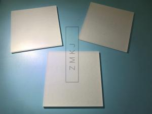 China Square100x100mmx0.65mmt Double Side Polished or SSP Sapphire Al2O3 Single Crystal Substrate on sale