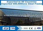 Dynamic Prefabricated Steel Structures 30x40 Metal Buildin DIN Code Verified