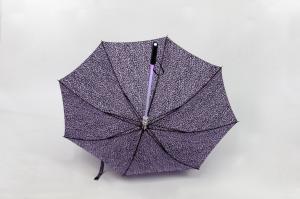 China Paraguas únicos fuertes de la lluvia del regalo para el eje ligero de destello 23 de la señora/LED on sale