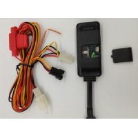 Gt06 Protocol Car GPS Tracker G17H Support Relay For Cutting Off Power / Fuel