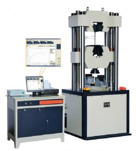 China Computer Control Hydraulic Tensile Testing Machine/Compression Testing Machine on sale