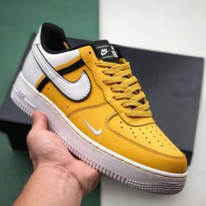 China Nike Air Force 1 '07 in Yellow buy nike online on sale
