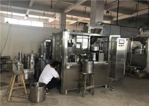 China Hard Gelatin Capsule Pharmaceutical Capsule Filling Machine Powders Pallet Filling on sale